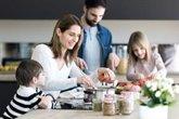 Foto: Comer en familia y dieta mediterránea, receta contra la obesidad