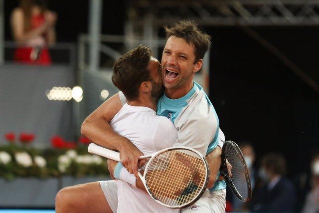 Marcel Granollers gana junto a Zeballos el dobles en Madrid