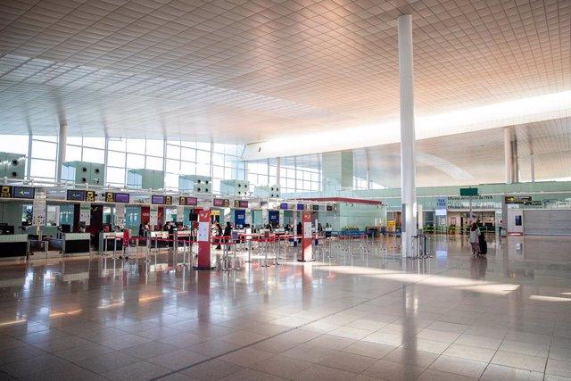 Archivo - Arxiu - Aeroport El Prat de Barcelona