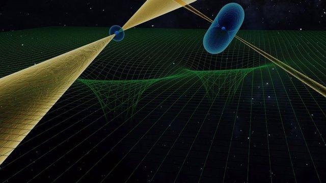 PSR J0737-3039A: el sistema de doble púlsar consta de dos púlsares (con períodos de rotación de 23 milisegundos y 2,8 segundos) orbitando entre sí. Es uno de los objetivos investigados en el marco del programa RelBin.