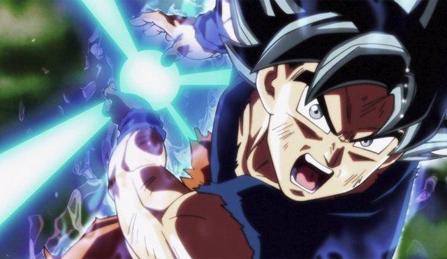 Archivo - Goku en Dragon Ball Super
