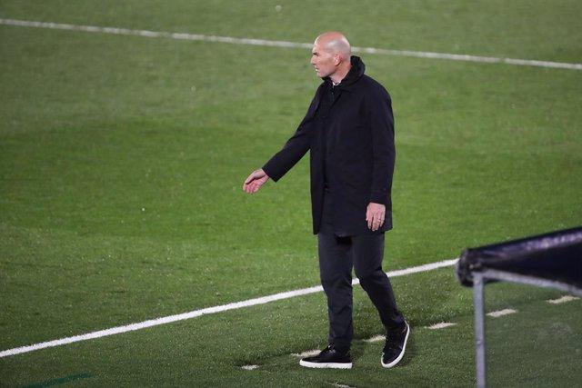 Arxiu - Zinedine Zidane.