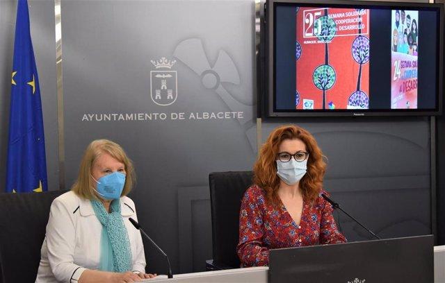Presentación de la Semana de la Solidaridad en Albacete