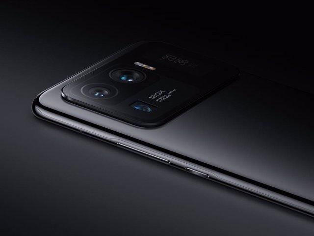 Xiaomi Mi 11 Ultra.