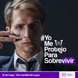 Campaña #YoMeProtejoParaSobrevivir