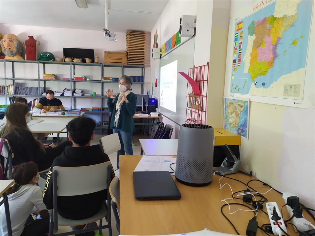 Philips Foundation y Global Action Plan ponen en marcha un programa sobre  calidad del aire en las aulas