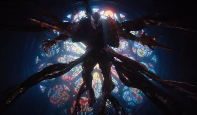 """Archivo - Escalofriante tráiler de Venom Habrá Matanza: """"El caos pronto llega"""""""