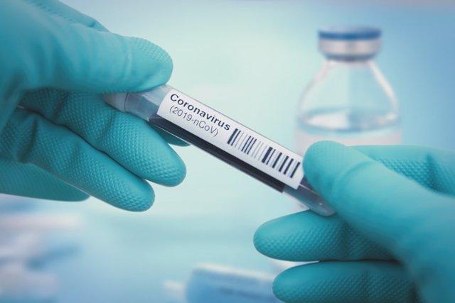 Archivo - Imagen de recurso del coronavirus.