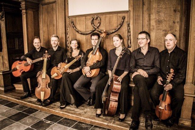 Arxiu - El conjunt de violes de gamba Hathor Consort inaugurarà el Festival Llums d'Antiga el 12 maig a la Capella de Santa Àgata, a Barcelona.