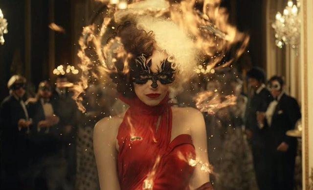 Archivo - Florence + the Machine interpretan Call Me Cruella, el tema principal de la villana de Disney protagoniza por Emma Stone