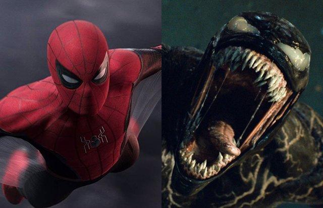 Las referencias a Spider-Man en el tráiler de Venom 2: Habrá Matanza