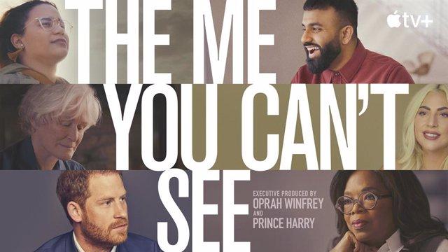 Oprah Winfrey y el príncipe Harry estrenan Lo que nos ves de mí, serie documental para AppleTV+, el 21 de mayo