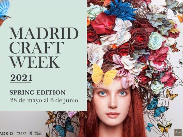 Del 28 de mayo al 6 de junio Madrid acoge la nueva edición de 'Madrid Craft Week', referente de artesanía y que pone en valor lo hecho a mano