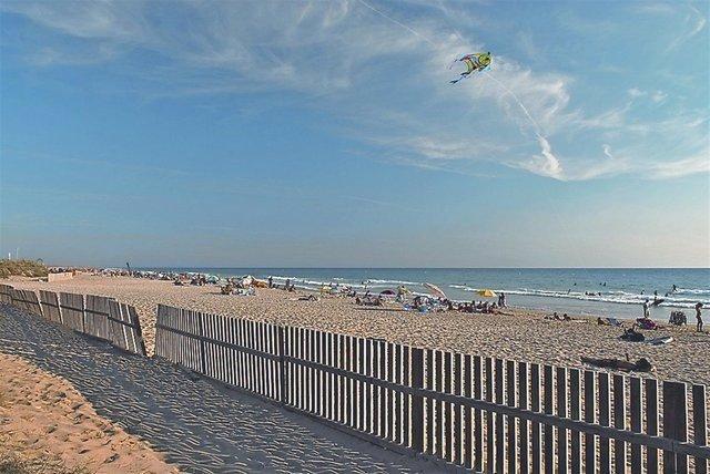 Archivo - Playa del Palmar en Vejer