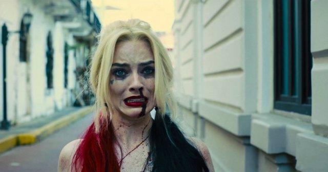 Margot Robbie en El Escuadrón Suicida
