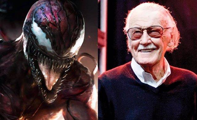 El cameo secreto de Stan Lee en el tráiler de Venom 2