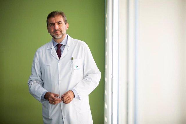 El doctor Alberto Fernández Jaén