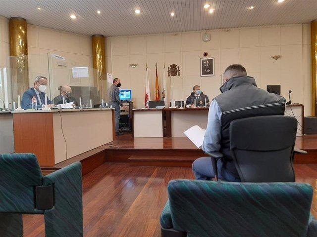 Testigos del accidente de la Avenida de los Infantes declarando en el juicio contra el acusado de atropellar y no auxiliar a un joven