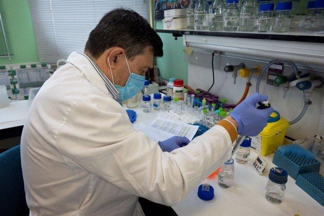 Laboratorio del CNB-CSIC /