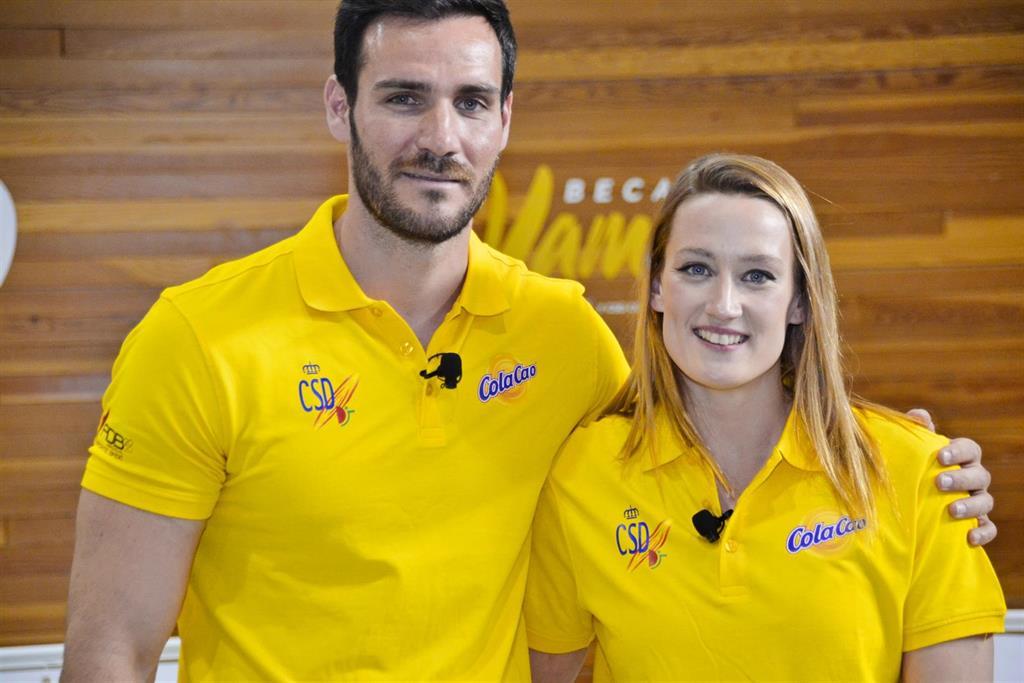 Craviotto y Belmonte serán los abanderados de España en los Juegos Olímpicos