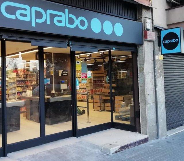 Caprabo obre un supermercat a Barcelona dins el seu pla d'expansió.