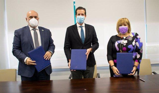 La Federació Valenciana de Municipis i Províncies (FVMP) ha firmat un conveni amb l'Empresa per a la Gestió de Residus Industrials (Emgrisa) per a la col·laboració i la realització d'activitats entre les dos entitats en matèria d'aigües i sòls.