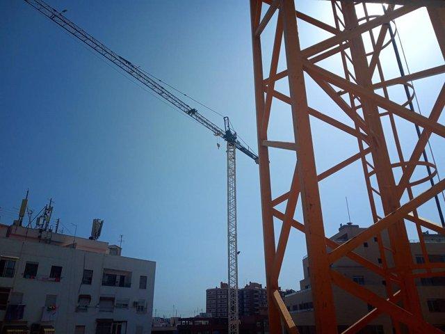 Archivo - Arxiu - Construcció de vivenda a València