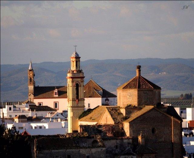 Imagen del municipio sevillano de La Campana
