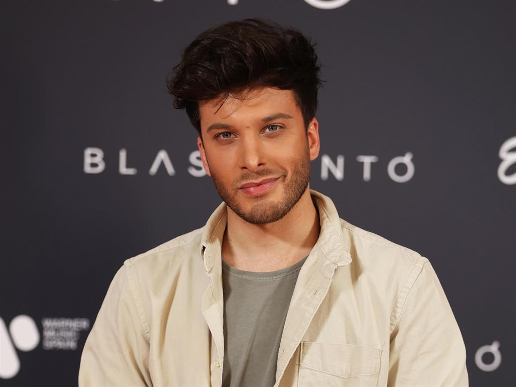 """Blas Cantó, representante de España en Eurovisión 2021: """"Mi mayor amuleto es mi canción"""""""
