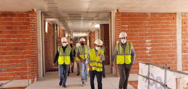 Marzà destaca que la Vega Baixa compta amb 150 milions per a construir i millorar més de 80 centres educatius