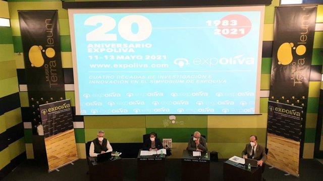 Soledad Aranda inaugura un webinar en Expoliva