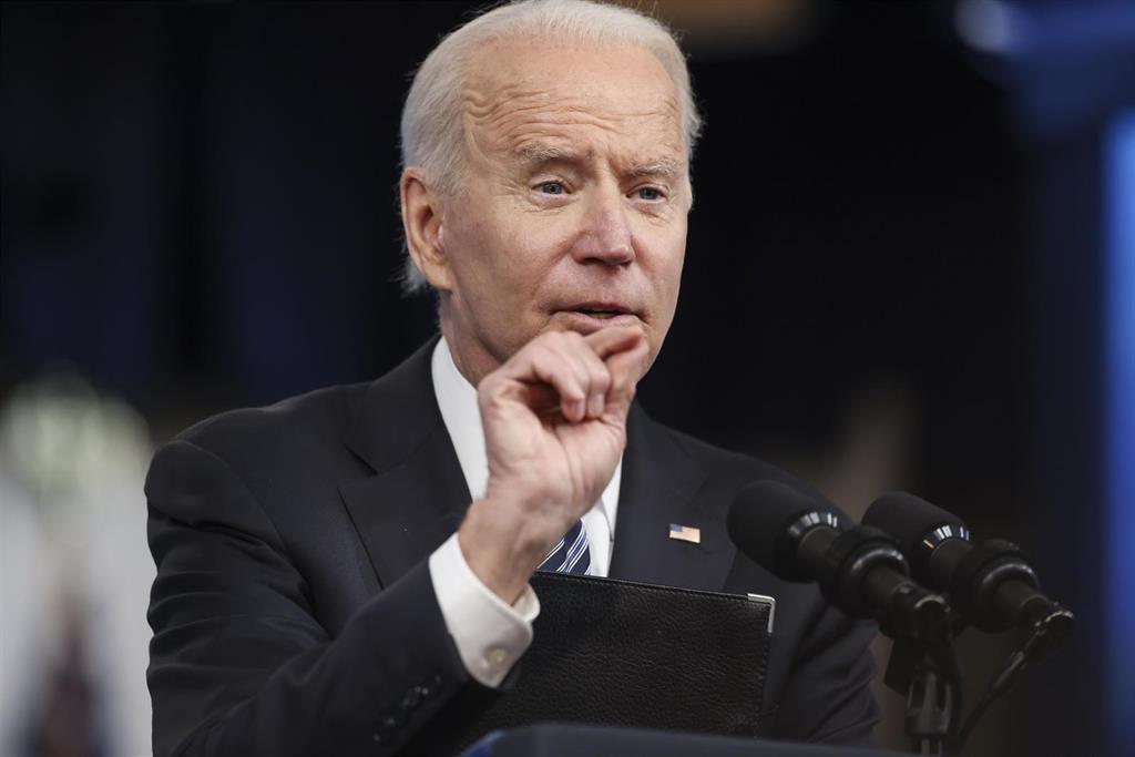 """Biden transmite a Netanyahu """"su apoyo inquebrantable"""" a Israel y a """"su derecho legítimo"""" a la defensa"""