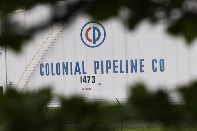 Instalaciones de la empresa Colonial Pipeline, responsable del oleoducto más importante de Norteamérica