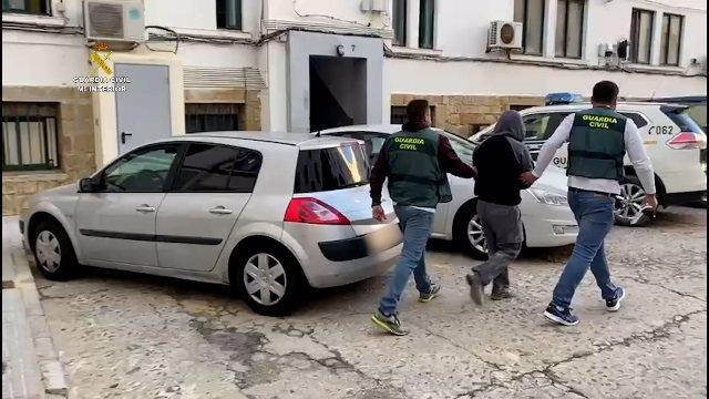 Tres detenidos por la Guardia Civil por hacer proselitismo del yihadismo en las cárceles
