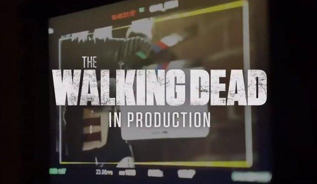 Tráiler de la temporada 11 de The Walking Dead con imágenes del rodaje de los últimos capítulos