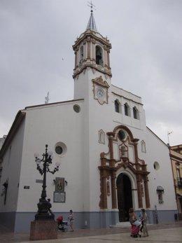 Archivo - Iglesia De La Concepción, En Huelva.