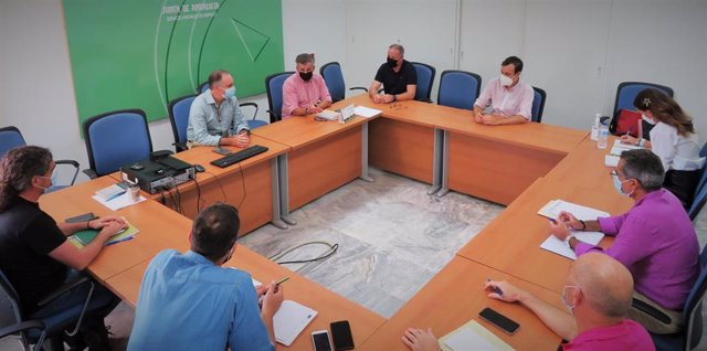 Reunión sobre  el plan de trabajo 2021 sobre la Estrategia Europea para el Empleo.