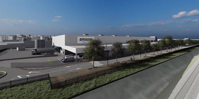 Amazon obrirà tres estacions logístiques a Barcelona, Montcada i Reixac i Mollet del Vallès (Barcelona).