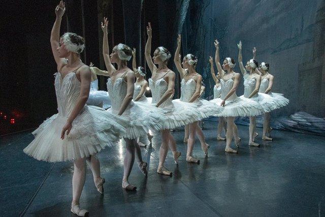 Archivo - Arxiu - Imatge promocional de la companyia Ballet de Moscou, fundada pel ballarí Timur Fayziev el 1989.
