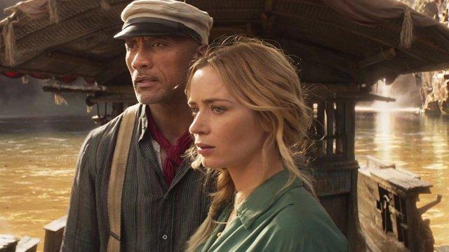 Jungle Cruise, la película de aventuras de Dwayne Johnson y Emily Blunt, se estrenará en cines y Disney+