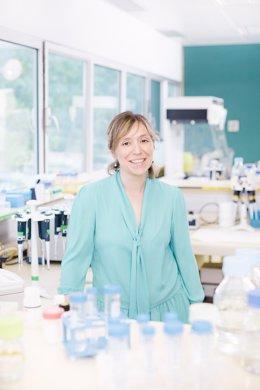 Archivo - La directora científica del Instituto de Investigación Germans Trias i Pujol (IGTP), Julia García-Prado