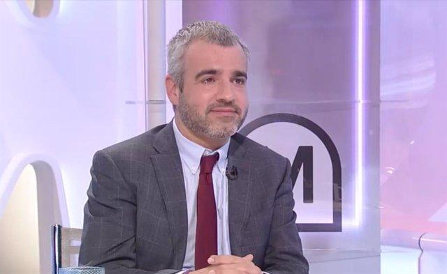 El presidente de Aena, Maurici Lucena.