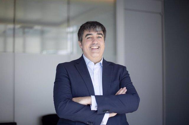 Archivo - Arxiu - Carlos Aso, conseller delegat d'Andbank Espanya.
