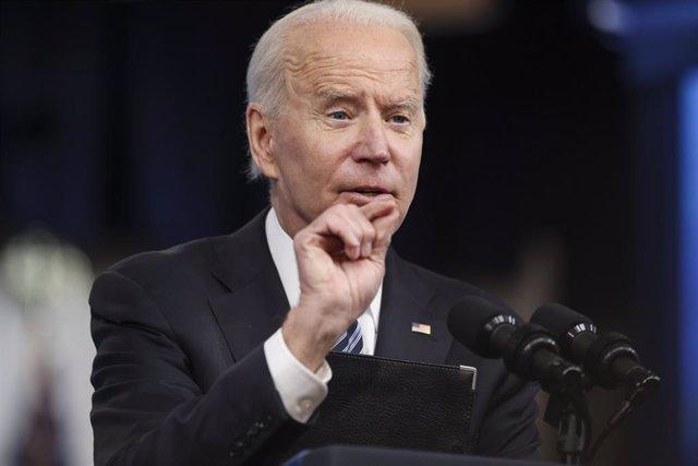 Arxiu - El president dels Estats Units, Joe Biden.