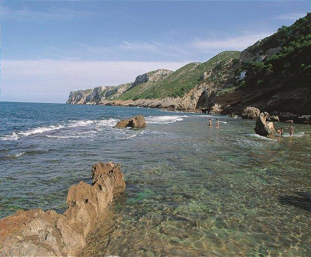 Archivo - Arxive - Una de les platges de Denia