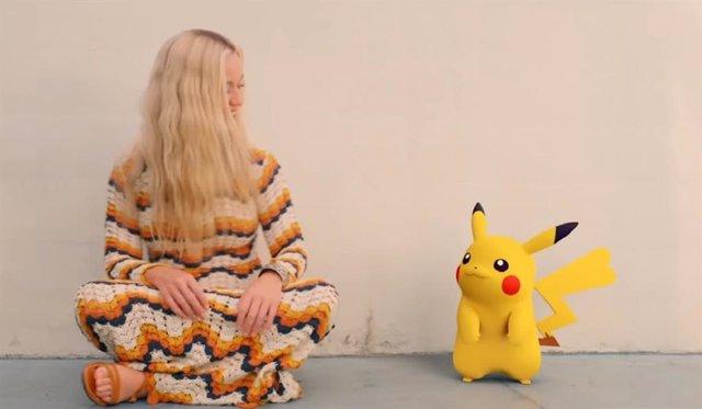 Escucha Electric, el crossover de Kate Perry con Pokémon
