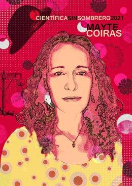 Mayte Coiras, de la Unidad de Inmunopatogenia del Sida en el Centro Nacional de Microbiología (CNM) del ISCIII