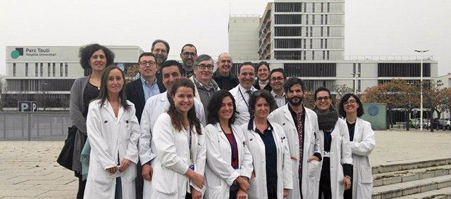 Grupo del CIBERSAM liderado por Diego José Palao