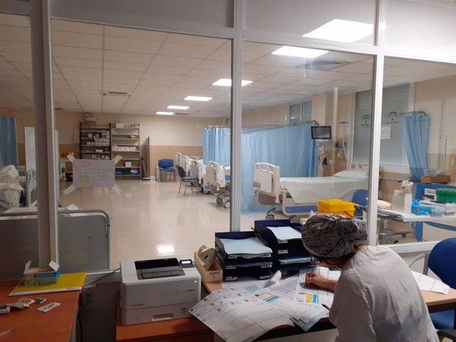 Archivo - Urgencias del Hospital de Puerto Real