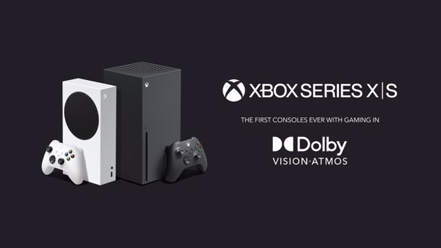 Xbox Series X y S con Dolby Vision.